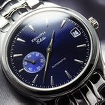 Zenith Elite Ultra Thin Acier 37mm France, Manosque