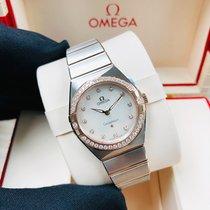 Omega Constellation Quartz 131.25.28.60.55.001 nouveau