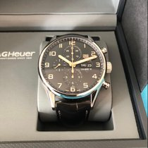 TAG Heuer Carrera Calibre 16 Steel 43mm Black Arabic numerals United States of America, California, San Diego