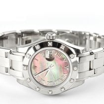 Rolex Lady-Datejust Pearlmaster White gold Mother of pearl Roman numerals United States of America, Ohio, Columbus