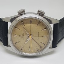 Tudor pre-owned Manual winding 34mm Plexiglass