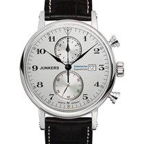 Junkers Chronograph 41mm Quartz new Black