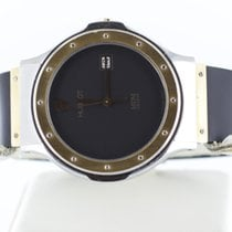 Hublot Classic gebraucht 36mm Gold/Stahl