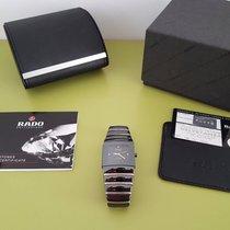 Rado Sintra Ceramic 27mm Black No numerals