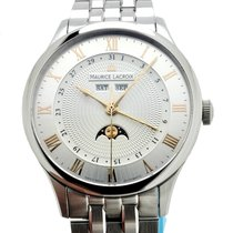 Maurice Lacroix Masterpiece Tradition Phases de Lune Watch...