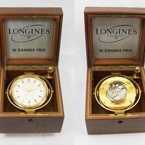 Longines Schiffsuhr Chronometer 2-day