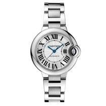 Cartier Ballon Bleu Automatic 33mm Ladies Watch W6920071