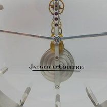 Jaeger-LeCoultre Table Clock Stick-Movement 8 Days