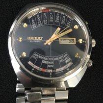Orient Acier 42mm Remontage automatique G469672 occasion France, Lapeyrouse-Fossat