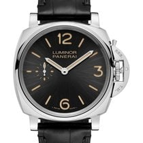 Panerai Luminor Due Otel 42mm Negru