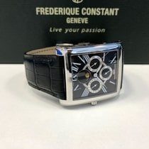 Frederique Constant Carree Persuasion Triple Date and Moonphas...