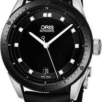 Oris Artix GT Steel Black United States of America, New York, Brooklyn