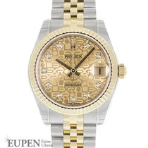 Rolex 178273 Gold/Stahl Lady-Datejust 31mm