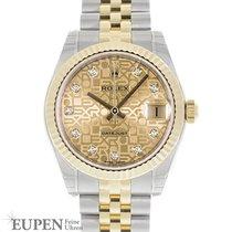 Rolex Lady-Datejust neu 31mm Gold/Stahl