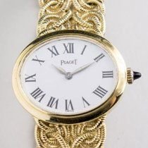 Piaget Yellow gold Automatic pre-owned United States of America, Plainfield