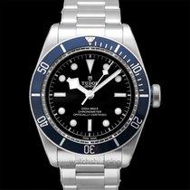 Tudor Heritage Black Bay Black Steel 41mm - 79230B