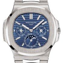 Patek Philippe 5740/1G-001 Nautilus Perpetual Calendar 18K...