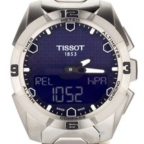Tissot T-Touch Expert Solar tweedehands 45mm Titanium