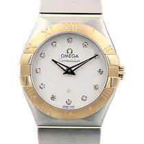 Omega Constellation Quartz Gold/Stahl 27mm Silber Deutschland, Berlin