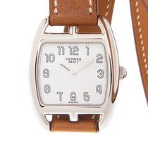 Hermès Steel Quartz CT034318WW/00 new