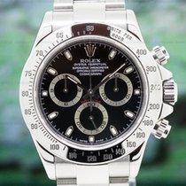 Rolex 116520 Daytona SS Black Dial (29834)
