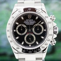 Rolex Chronograph 40mm Automatic 2004 pre-owned Daytona Black
