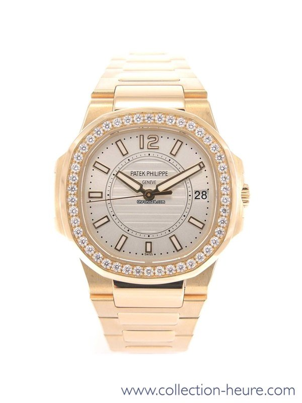 fe5704b7c33 Patek Philippe Nautilus ladies 7010 1 R-001 for £27