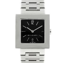 Bulgari Steel 27mm Quartz SQ 27 SSD pre-owned