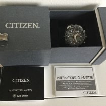 Citizen 46mm Quartz 2014 tweedehands