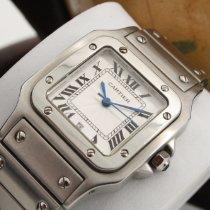 Cartier Santos Galbée usados 29mm Acero