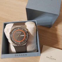 Skagen Steel 40mm Quartz pre-owned