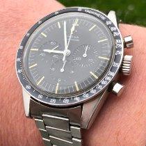 Omega Speedmaster Professional Moonwatch Stål 39mm Svart Ingen tall Norge, Loddefjord