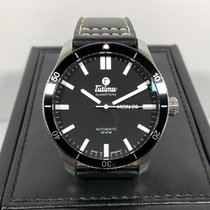 Tutima Steel 43mm Automatic Grand Flieger Airport new