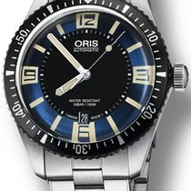Oris Divers Sixty Five new 2019 Automatic Watch with original box and original papers 01 733 7707 4035-07 8 20 18