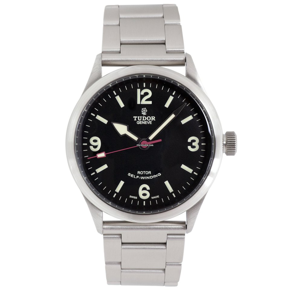 634fdfeff23 Tudor Stainless Steel Heritage Ranger 79910 for £1,959 for sale from a  Trusted Seller on Chrono24