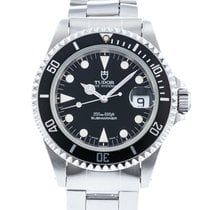 Tudor Submariner Steel 39mm Black United States of America, Georgia, Atlanta