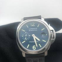 Panerai Luminor Marina Automatic occasion 40mm Caoutchouc