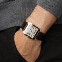 Cartier Santos Dumont W2006951 2010 подержанные