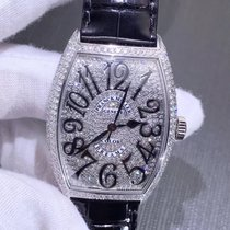Franck Muller Steel 32mm Automatic new