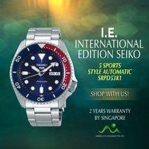 Seiko SRPD53K1 Steel 5 Sports 42.5mm new