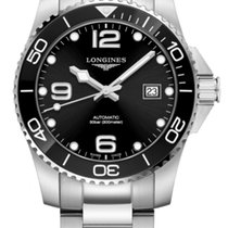 Longines HydroConquest L3.781.4.56.6 new