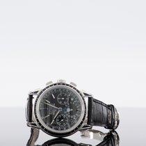 Patek Philippe Perpetual Calendar Chronograph Platinum 40mm Black UAE, dubai