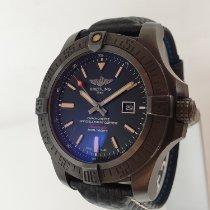Breitling Avenger Blackbird Titan 48mm Schwarz Keine Ziffern