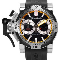 Graham Chronofighter Oversize 2OVEV.B15A 2013 pre-owned