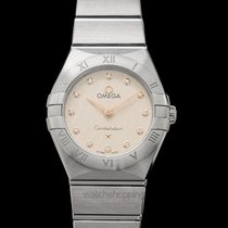 Omega Constellation Quartz Steel United States of America, California, San Mateo