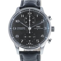 IWC Portuguese Chronograph Steel 41mm