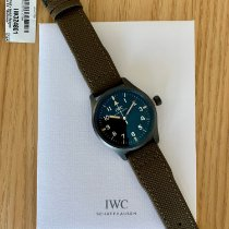 IWC new Automatic Luminescent Numerals 39mm Ceramic Sapphire crystal