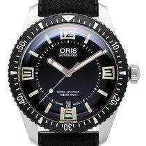 Oris 01 733 7707 4064-07 4 20 18 Steel 2019 Divers Sixty Five 40mm new
