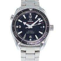 Omega Seamaster Planet Ocean 232.30.42.21.01.004 2010 pre-owned