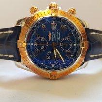 Breitling Chronomat Evolution Acier 44mm Bleu Romain France